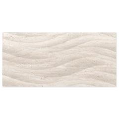 Revestimento Acetinado Borda Reta Veins Ondas 43,2x91cm - Ceusa