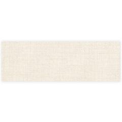 Revestimento Acetinado Hd Borda Reta Tessuti Off White 29,1x87,7cm - Portinari