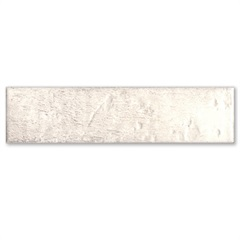 Revestimento Borda Bold Branco Gelo 6,5x25,6cm - Pierini