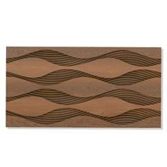 Revestimento Borda Reta Elegance Wood 38x74cm - Savane