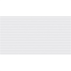Revestimento Borda Reta Rig Bianco 32x60cm - Biancogres