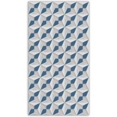 Revestimento Borda Reta Stelle Blue 32x60cm - Biancogres