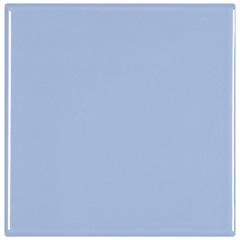 Revestimento Brilhante Borda Bold Azul Laguna 15,5x15,5cm - Eliane