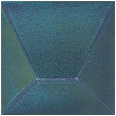 Revestimento Brilhante Borda Bold Block Verde 15,4x15,4cm - Roca