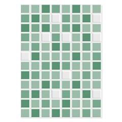 Revestimento Brilhante Borda Bold Dhama Verde 32x45cm - Formigres