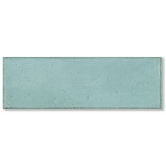Revestimento Brilhante Borda Bold Versos Green 8x25cm - Portinari