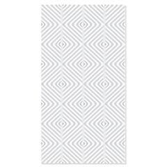 Revestimento Brilhante Borda Reta Geo White 32x60cm - Biancogres