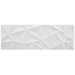 Revestimento Brilhante Borda Reta Prisma Couche Lux 29,1x87,7cm - Cerâmica Portinari