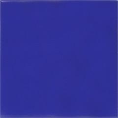 Revestimento Cerâmico Borda Bold Cobalto Liso 20x20cm - Pierini