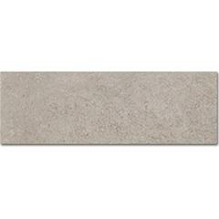 Revestimento Cerâmico Fosco Borda Bold My Bricks Cement Soft Grey 25x8cm - Portinari