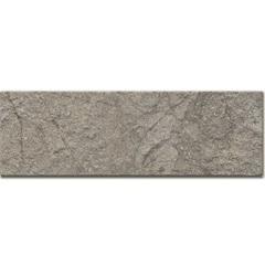 Revestimento Cerâmico Fosco Borda Bold My Bricks Stone Grey 25x8cm - Portinari
