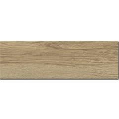 Revestimento Cerâmico Fosco Borda Bold My Bricks Wood Beige 25x8cm - Portinari