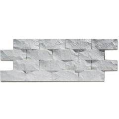 Revestimento Cimentício Atenas Puro 56,5x20cm - Passeio