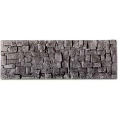Revestimento Cimentício Steno Mosaico Carvão 30x10cm - Passeio