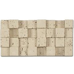 Revestimento Cimentício Tibur Mosaico 11x23cm - Passeio