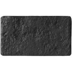 Revestimento Ecobrick Preto 7,5x13,5cm - Santa Luzia