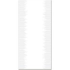 Revestimento Esmaltado Acetinado Borda Reta Equalize Branco 43,2x91cm - Ceusa