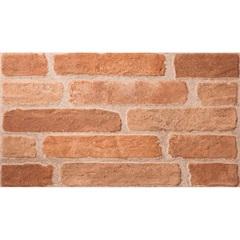 Revestimento Esmaltado Borda Bold Brick Nature 31x55cm - Porto Ferreira