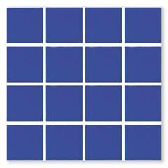 Revestimento Esmaltado Borda Bold Prisma Blue Azul 7,5x7,5cm - Portobello