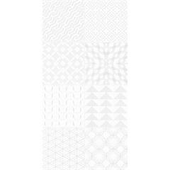 Revestimento Esmaltado Borda Reta Brilhante Azuleja Royal Silver 30x60cm - Portobello