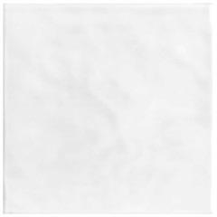 Revestimento Esmaltado Brilhante Borda Bold Branco Onda 20x20cm - Eliane