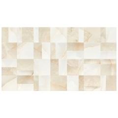 Revestimento Esmaltado Brilhante Borda Bold Onix Dama 33,5x60cm - Eliane
