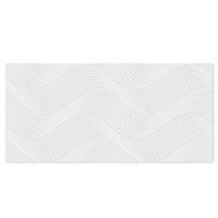 Revestimento Esmaltado Brilhante Borda Reta Joaquina 43,2x91cm - Ceusa