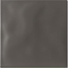 Revestimento Esmaltado Fosco Borda Bold Rima Matte Dark Grey 20x20cm - Portinari