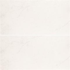 Revestimento Esmaltado Natural Borda Reta Marmi Clássico Bianco Pighes 60x120cm - Portobello