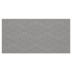 Revestimento Matte Borda Reta Realce Dark Gray 29,1x58,4cm - Portinari