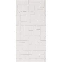 Revestimento Maze White Retificado Esmaltado Branco 32,5x66,5cm - Elizabeth