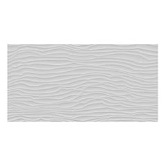 Revestimento Relevo Acetinado Borda Reta Sabbia Cristallo 74x38 - Savane