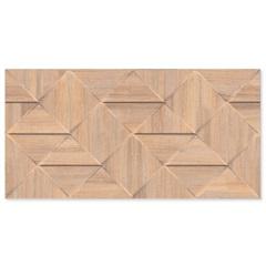 Revestimento Relevo Borda Reta Origami Legno 45x90cm - Biancogres