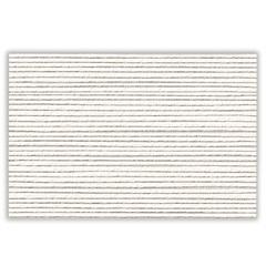 Revestimento Retificado Áspero Escacilhado Branco 43.7x63.1cm - Ceusa