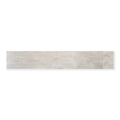 Rodapé de Porcelanato Natural Borda Reta Californian Wood 20x120cm - Portobello