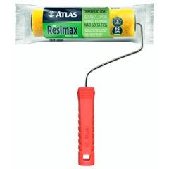 Rolo Resimax 15cm com Cabo Vermelho - Atlas