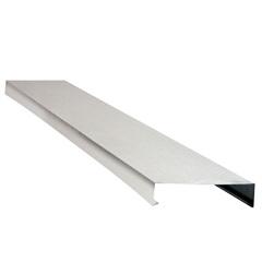 Rufo Capa Galvalume 33cm X 2m Ref. 792 - Calha Forte