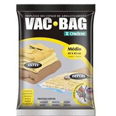Saco para Armaz. a Vacuo Vac Bag Médio - Ordene