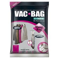 Saco para Armazenamento À Vácuo Hang Bag 120x70cm - Ordene