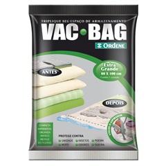 Saco para Armazenamento À Vácuo Vac Bag 100x80cm - Ordene
