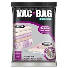 Saco para Armazenamento À Vácuo Vac Bag 110x100cm - Ordene