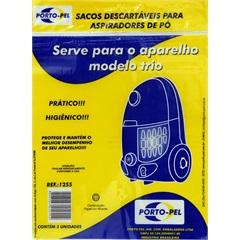 Saco para Aspirador de Pó, Descartável. Electrolux Trio - Porto Pel