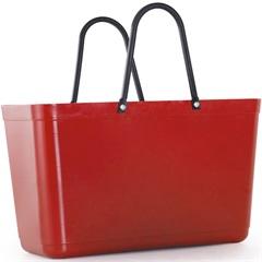 Sacola Organizadora Flexível de Plástico Vermelha de 17 Litros - Arthi