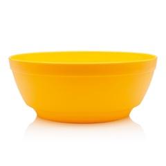 Saladeira Luna Cristal 3,5 Litros Amarela - Ou