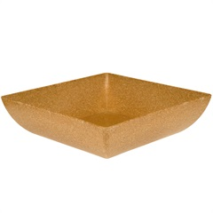 Saladeira Quadrada 2,9 Litros Cerejeira - Evo