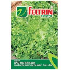 Semente de Alface Mimosa Green Salad 700mg - Feltrin
