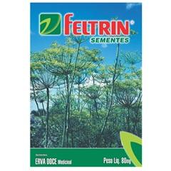 Semente de Ervas de Funcho com 80mg - Feltrin
