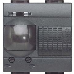Sensor de Presença 110v Living & Light Grafite - BTicino