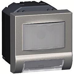 Sensor de Presença Cinza Bivolt  - Pial Legrand