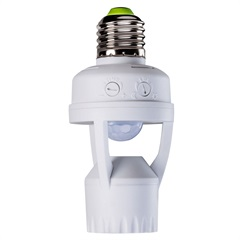 Sensor de Presença de Teto para Iluminação Esp 360 S Branco - Intelbras